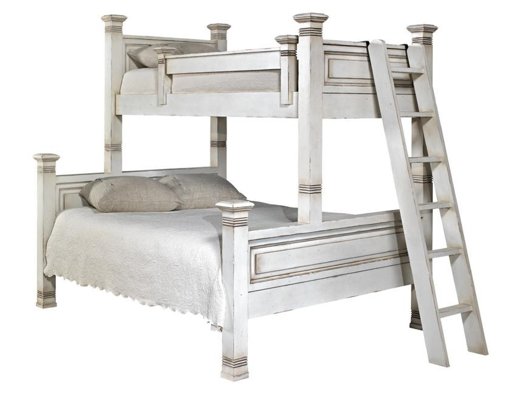 Old Biscayne Designs Custom Design Solid Wood BedsLisette Custom Bunk Bed