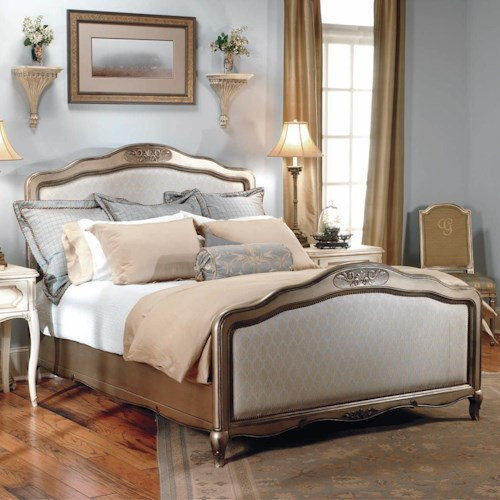 old biscayne designs custom design solid wood beds yvette wood bed - Custom Bed Frames