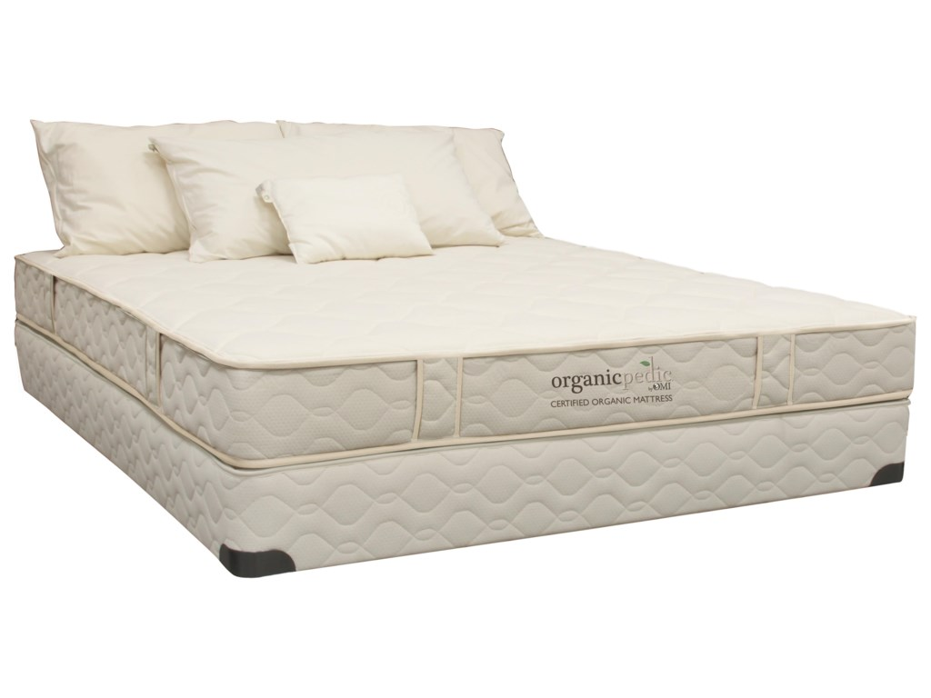 Actual Mattress has Ivory Cover;  Pillow Not Included;  Image Shown May Not Represent Size Indicated