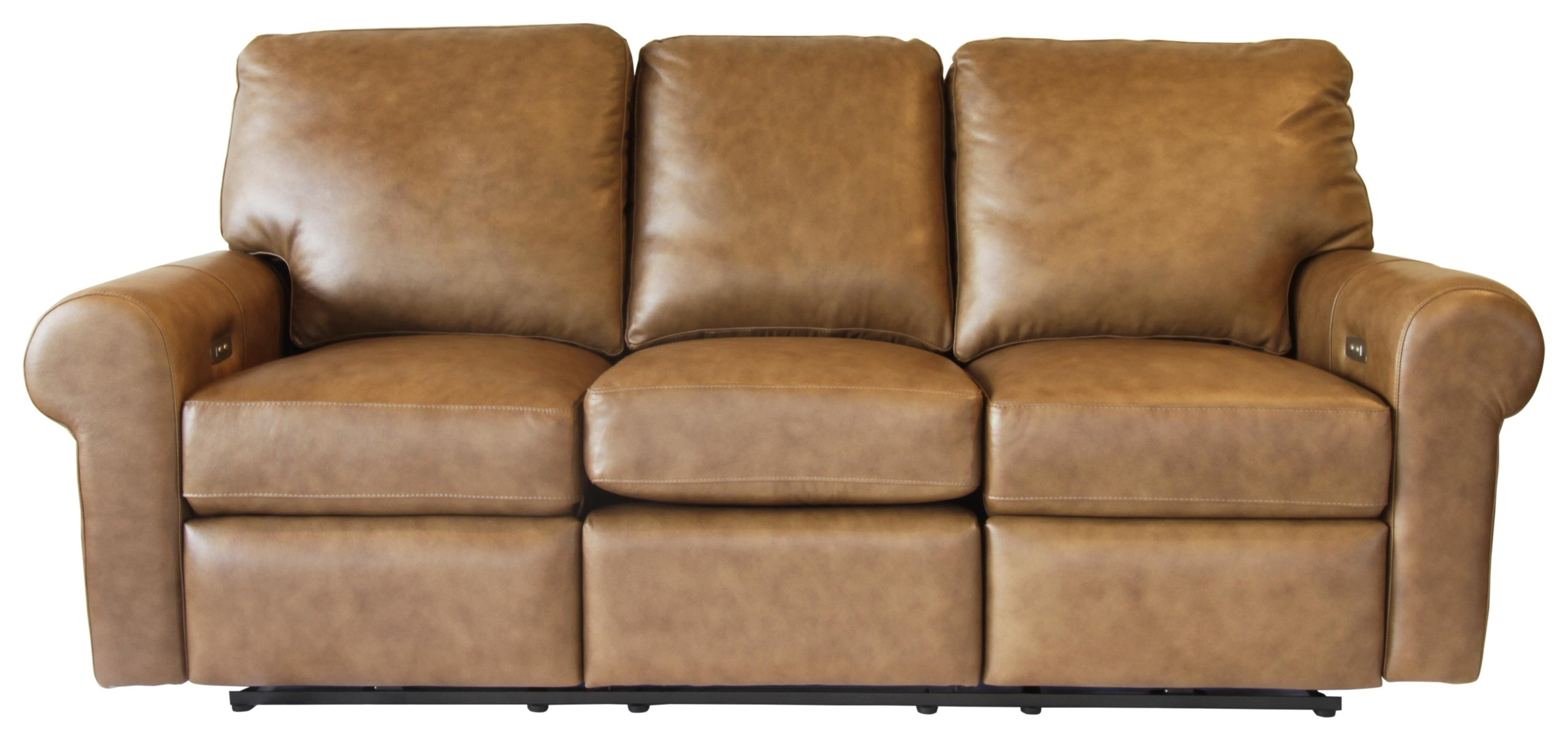 Omnia Leather ParamountPower Reclining Sofa ...