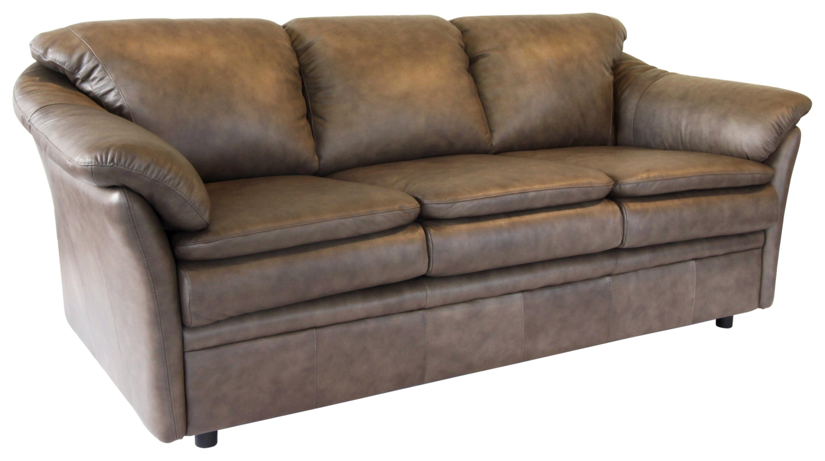 Beau Omnia Leather UptownSofa ...