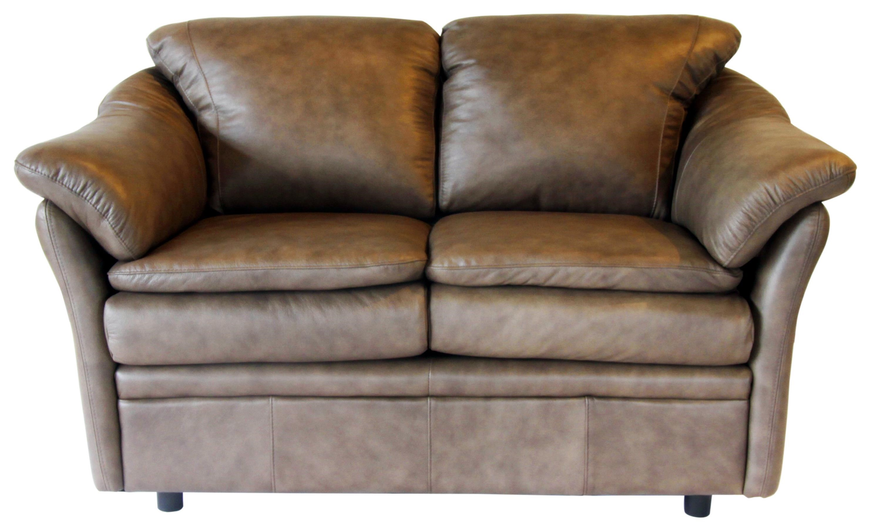 Omnia Leather UptownLoveseat; Omnia Leather UptownLoveseat