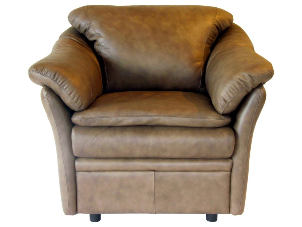 Omnia Leather UptownChair