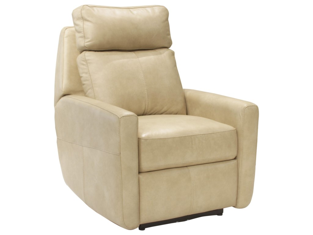 Omnia Leather Riverside DrivePower Recliner
