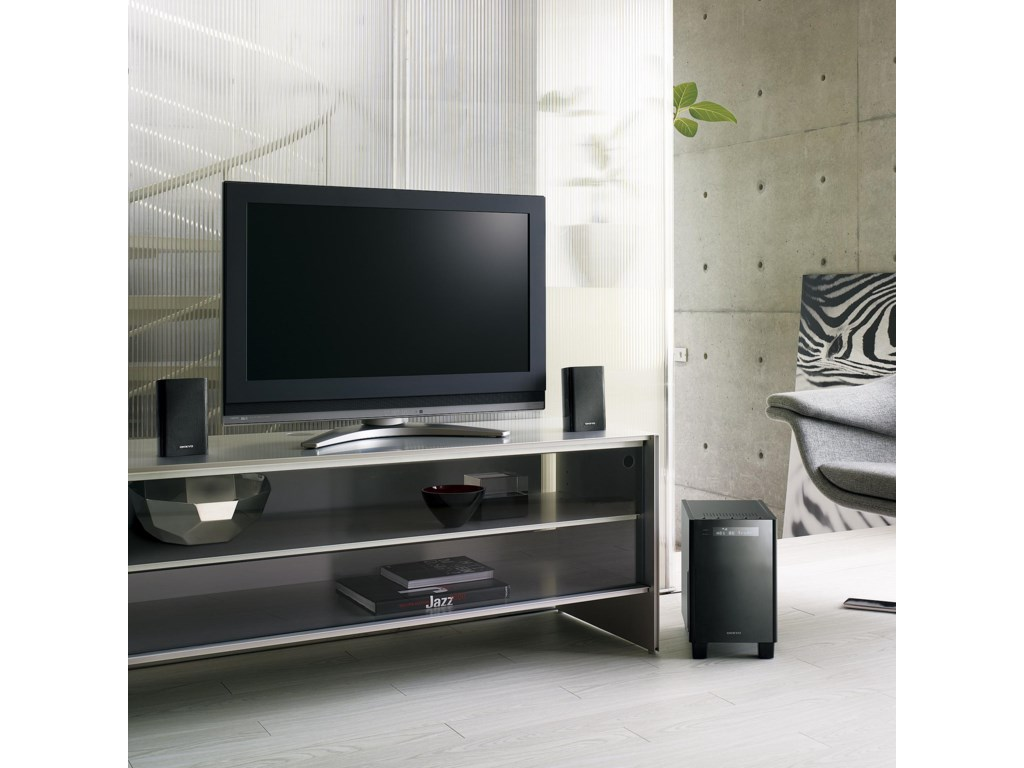 Makes A Perfect Companion for a Flat Screen TV