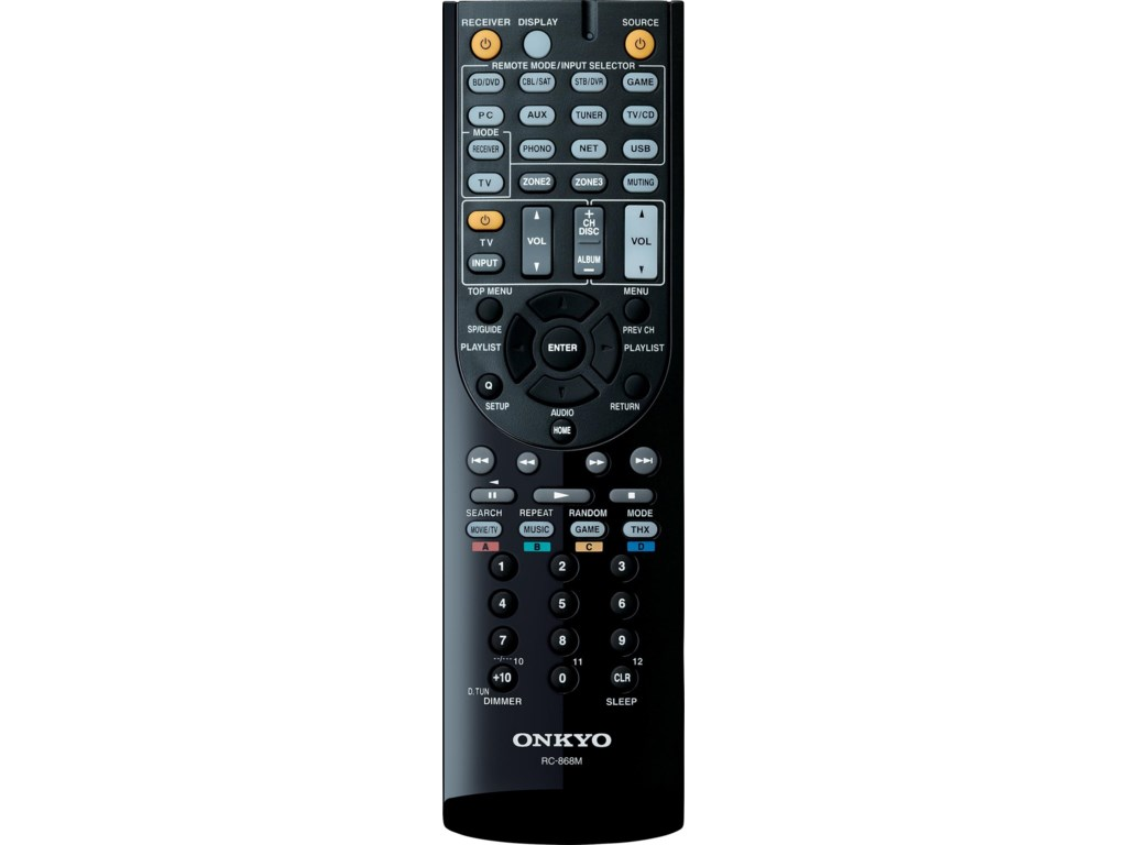 Included Remote