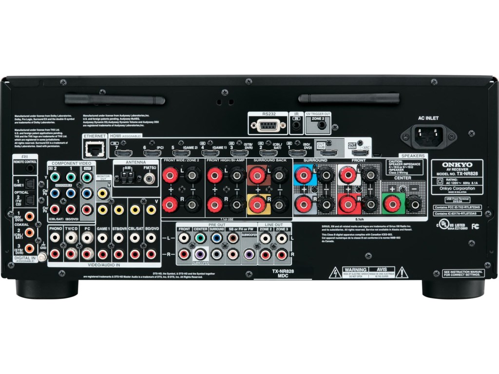 8 HDMI Inputs (1 Front/7 Rear) and 2 Outputs