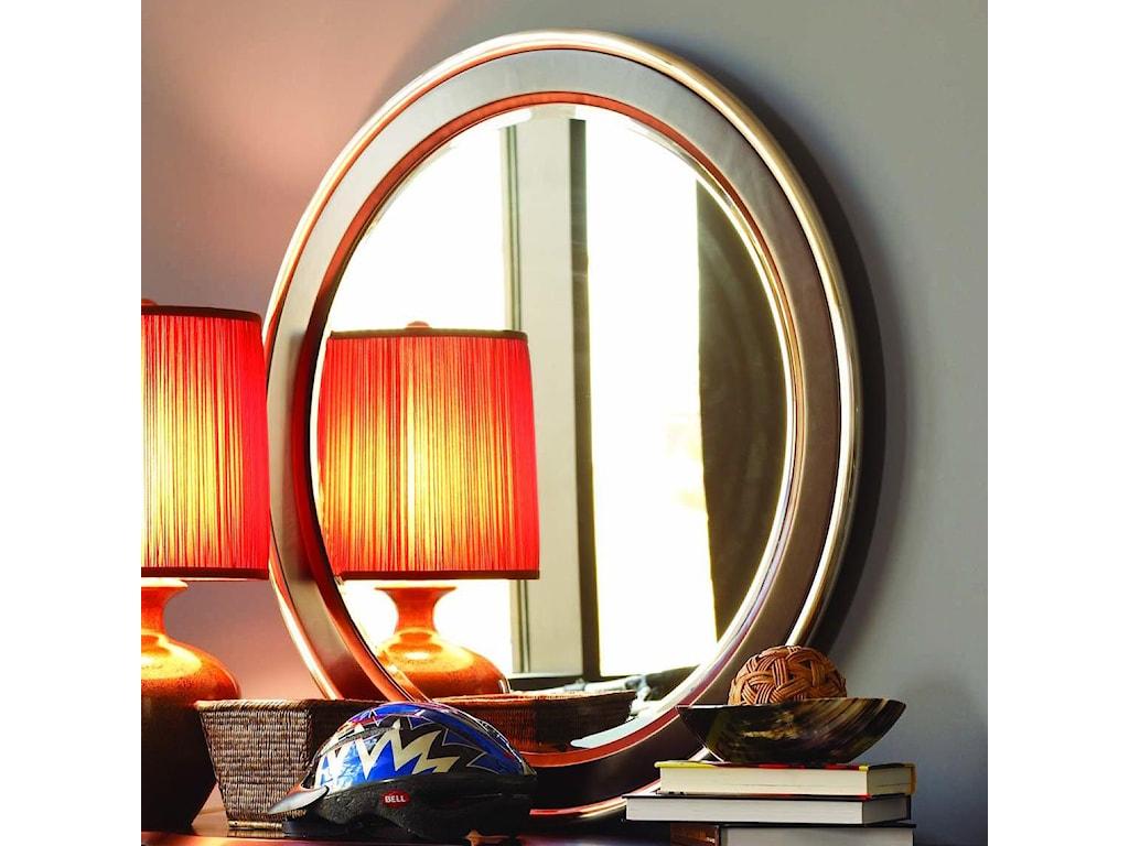 Opus Designs AuraRound Mirror