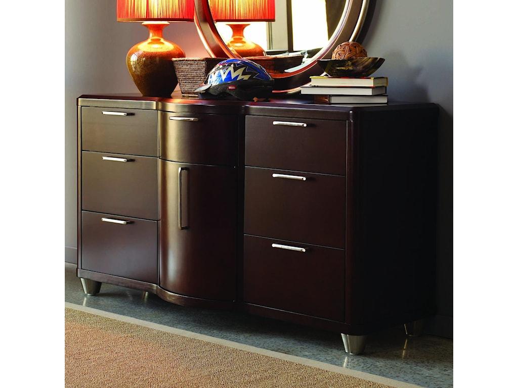 Opus Designs AuraSeven Drawer Dresser