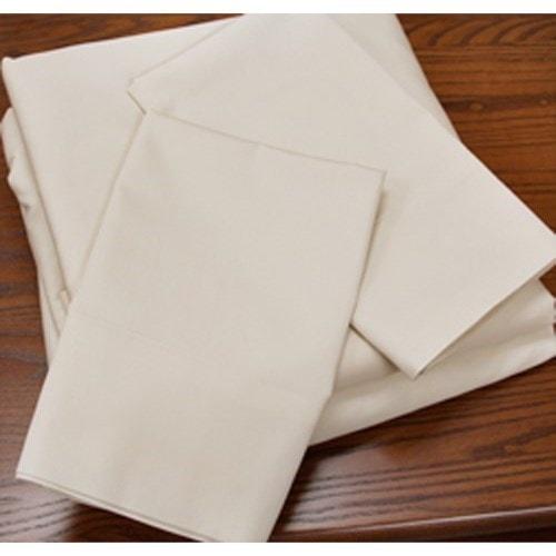 Organic Mattresses, Inc. (OMI) Pearl Organic Full Sheet Set