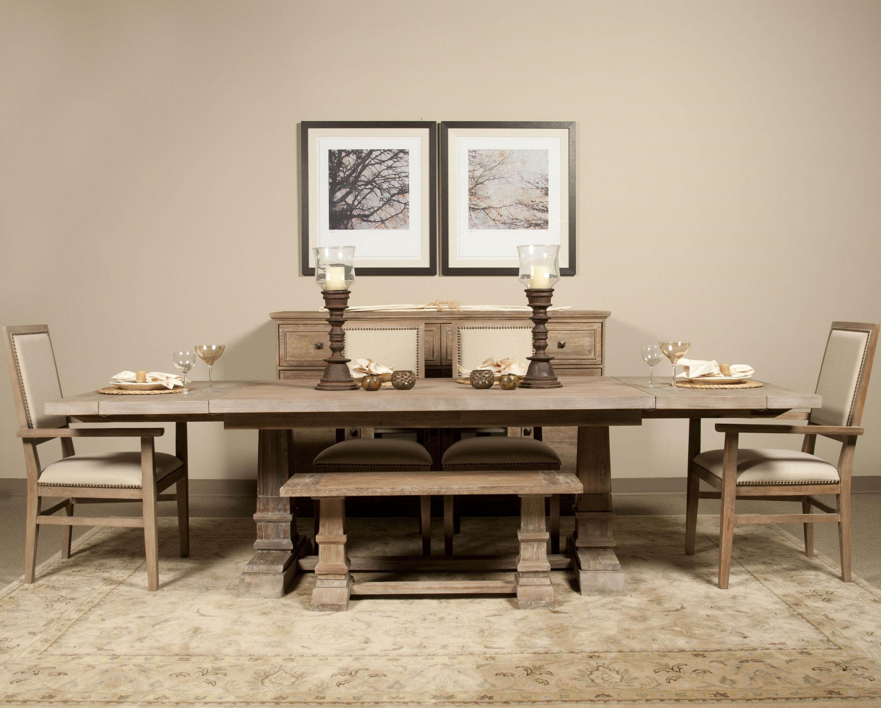... Orient Express Furniture TraditionsHudson Extension Dining Table