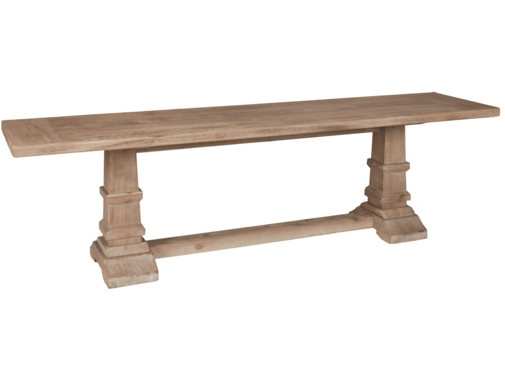 Orient Express Furniture TraditionsHudson Large Dining Bench