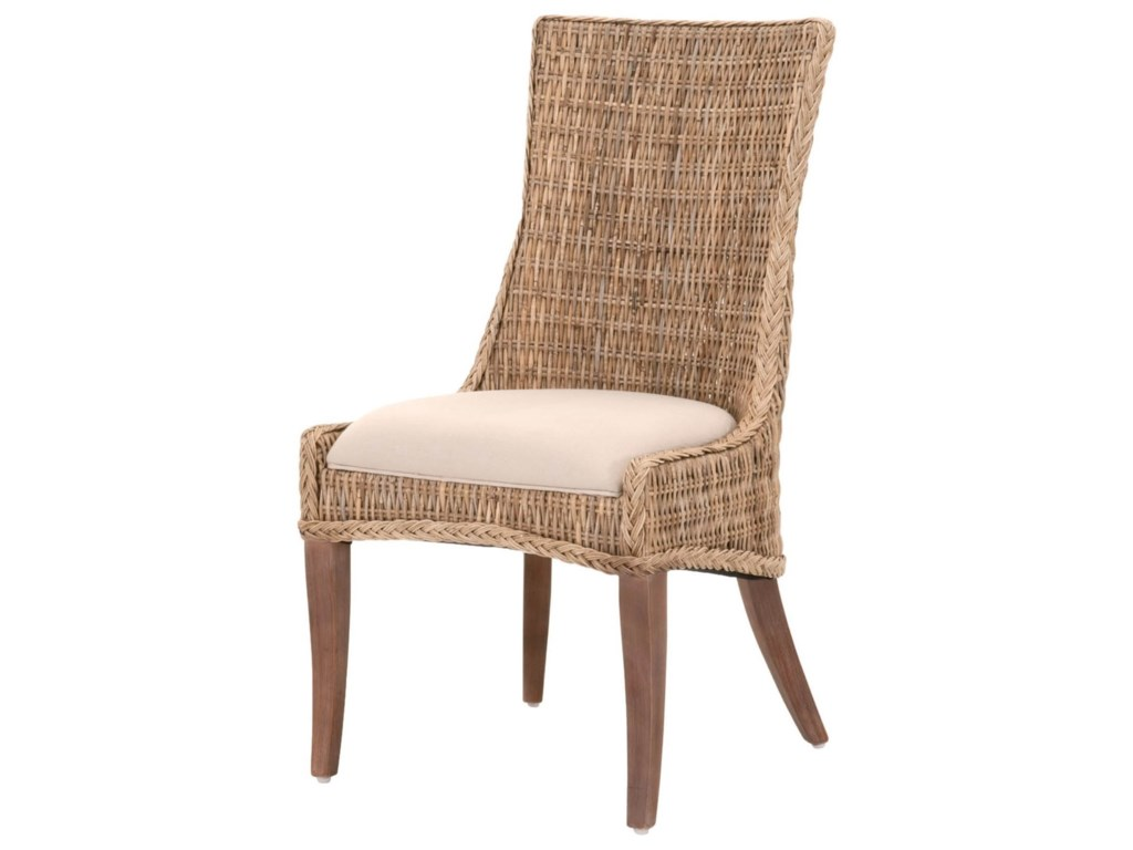 Orient Express Furniture WickerGreco Dining Chair