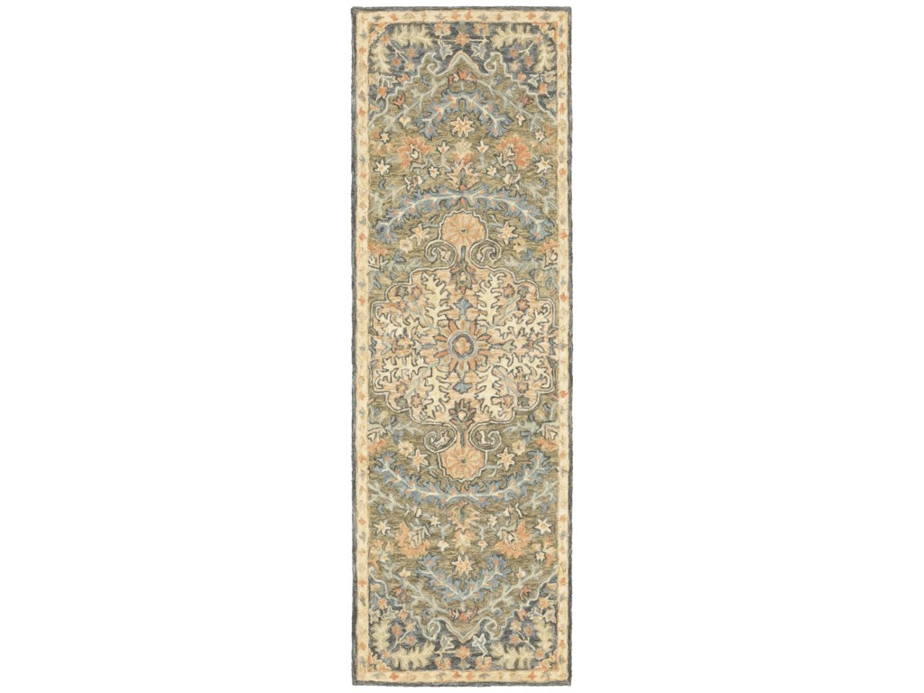 Oriental Weavers Alfresco2' 6
