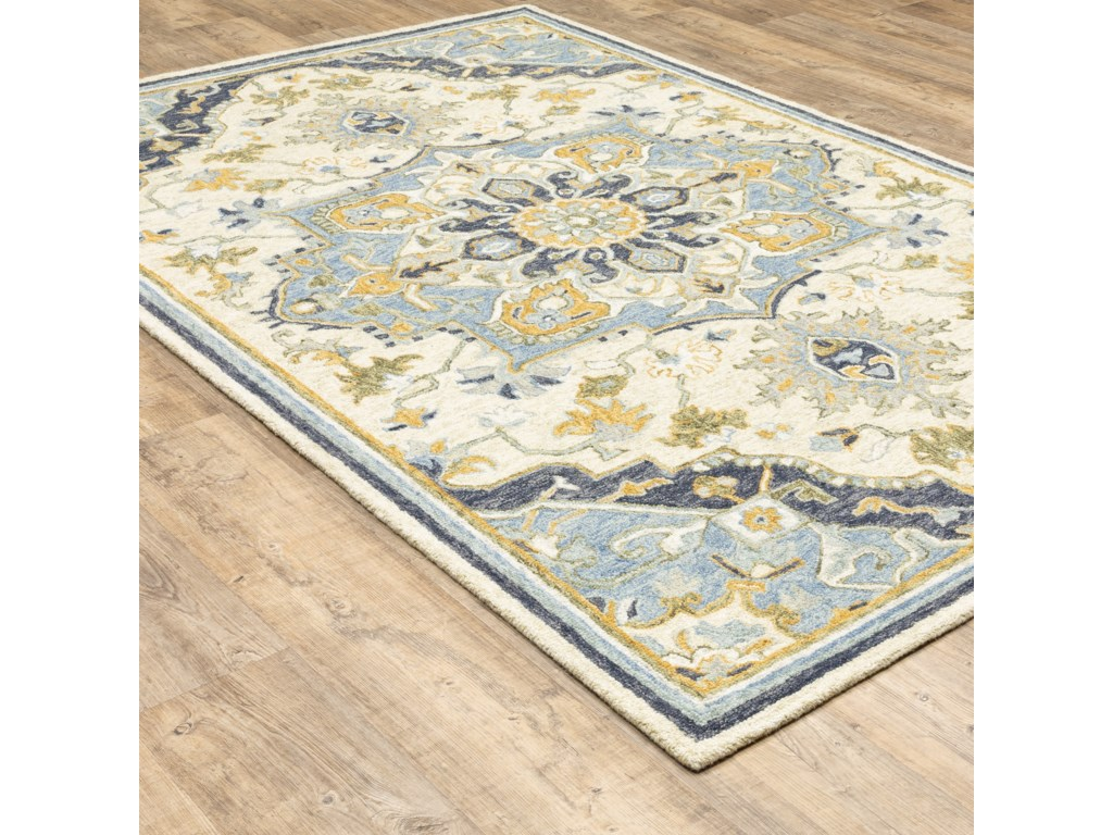 Oriental Weavers Alfresco5' X  8' Rectangle Rug