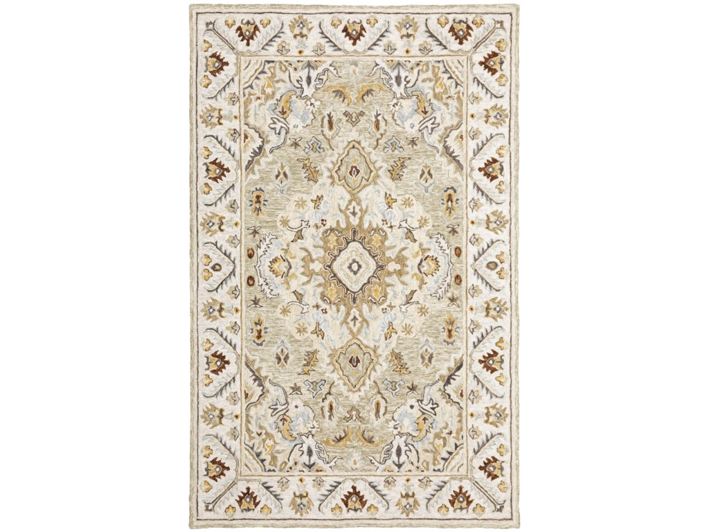 Oriental Weavers Alfresco10' X 13' Rectangle Rug