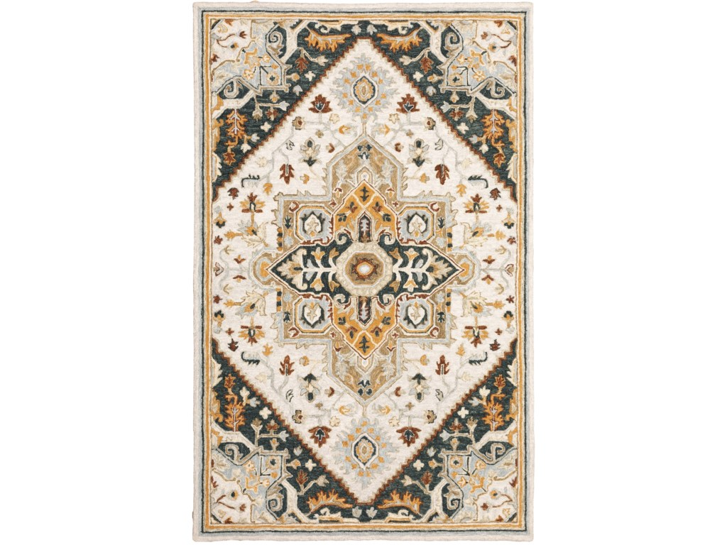 Oriental Weavers Alfresco5' X  8' Rectangle Rug