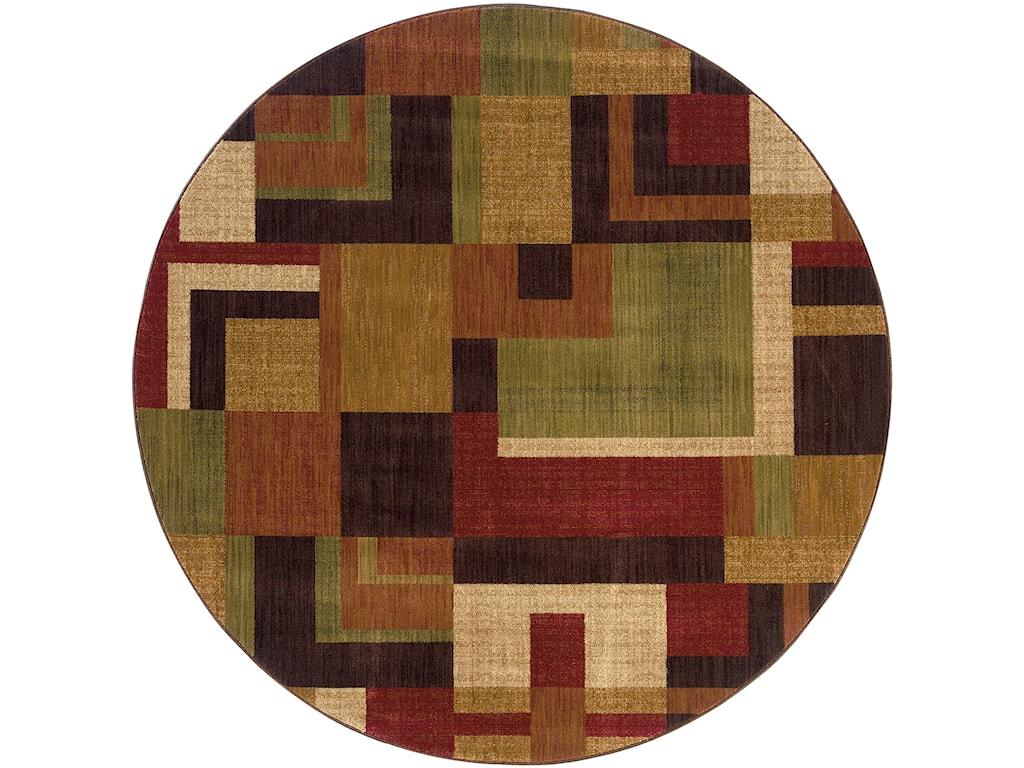 Oriental Weavers Allure7' 8