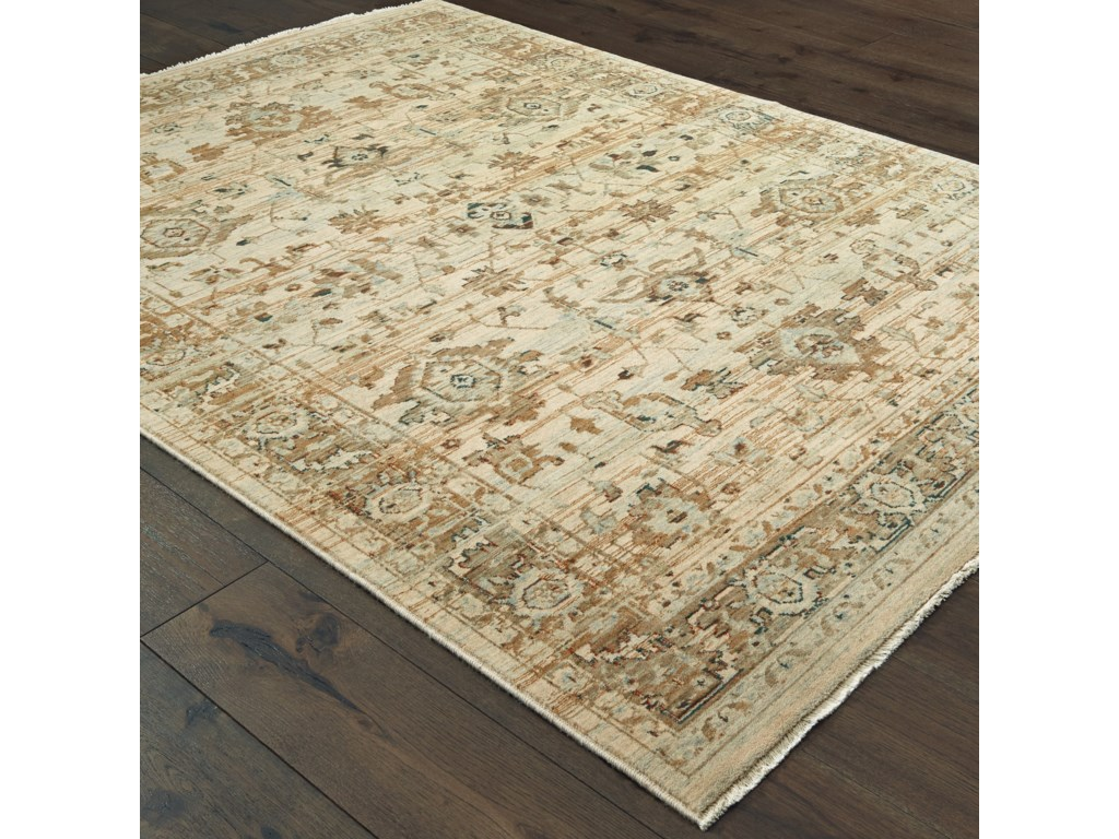 Oriental Weavers Anatolia2' X  3' Rectangle Rug