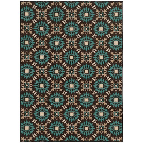 Oriental Weavers Arabella 2' 2
