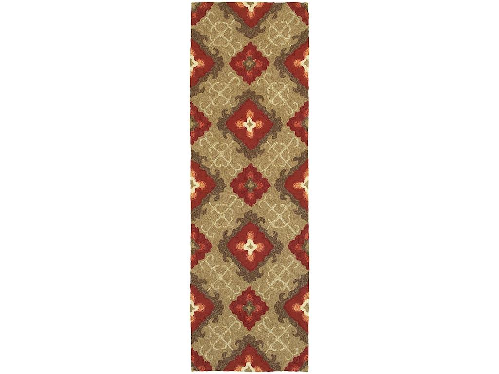 Oriental Weavers Atrium2' 6