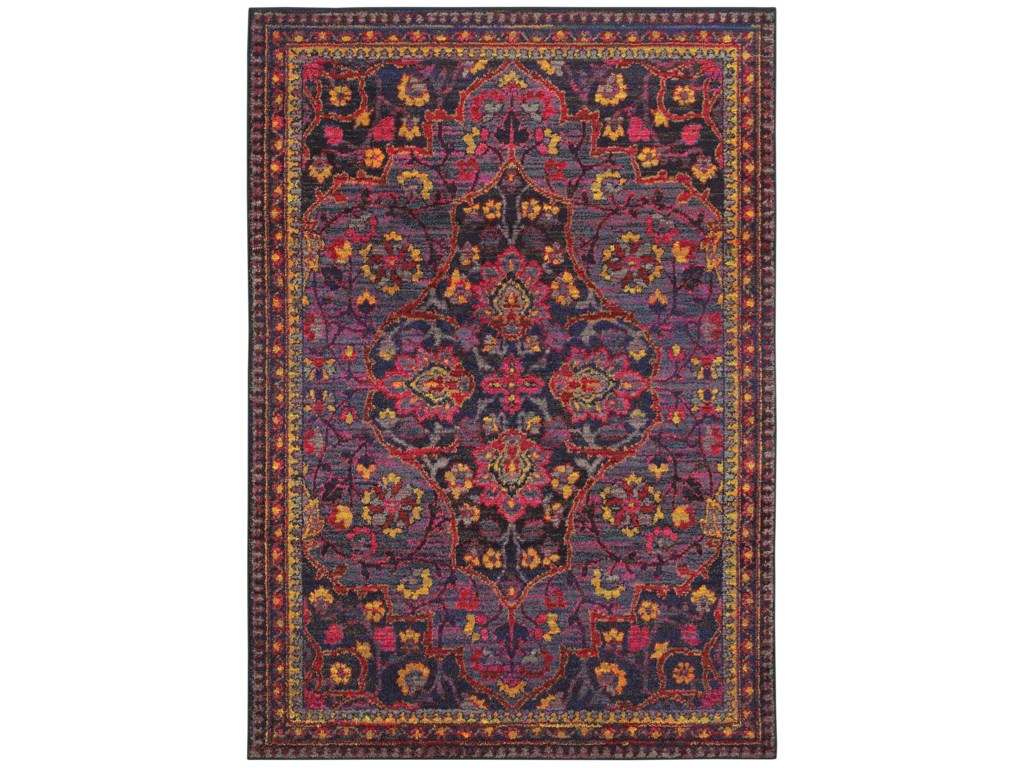 Oriental Weavers Bohemian2' 7