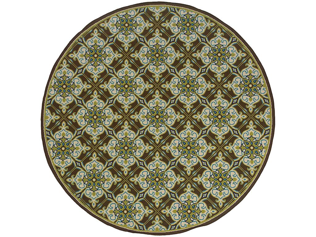 Oriental Weavers Caspian7'10