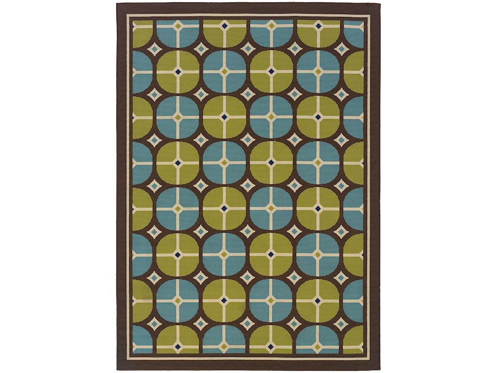Oriental Weavers Caspian8' 6