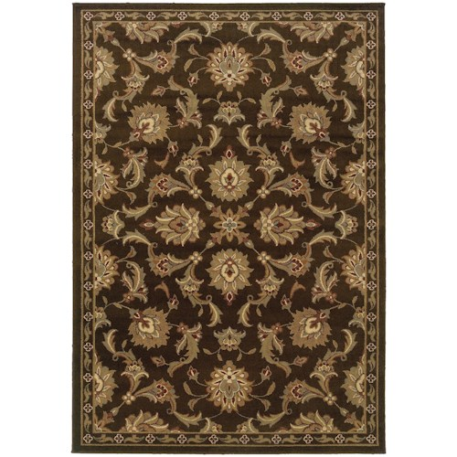 Oriental Weavers Darcy 1'10