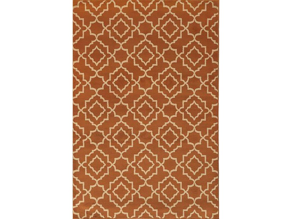 Oriental Weavers ELLA8X10 RUG