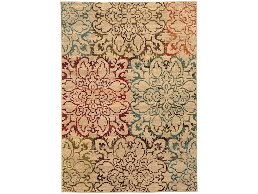 Oriental Weavers Emerson1'10
