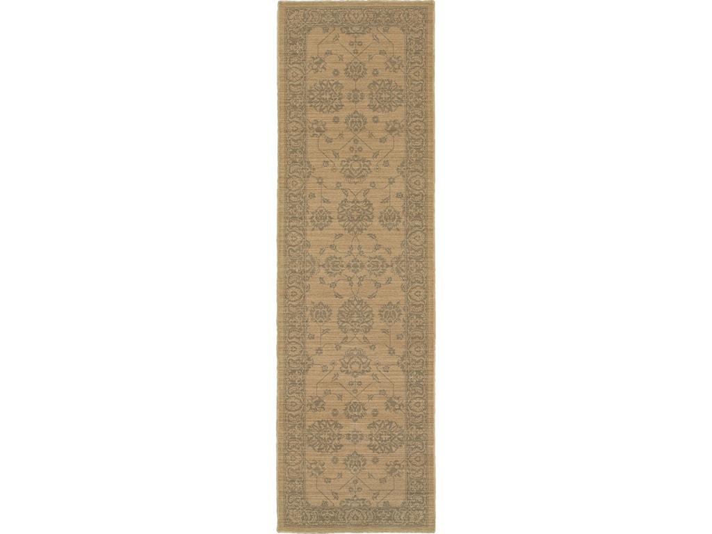 Oriental Weavers Foundry6' 7