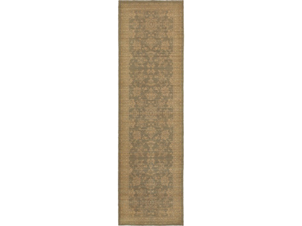 Oriental Weavers Foundry2' 7