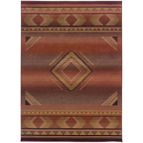 Oriental Weavers Generations 5' 3