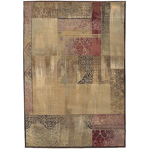 Oriental Weavers Generations 4' X  5' 9