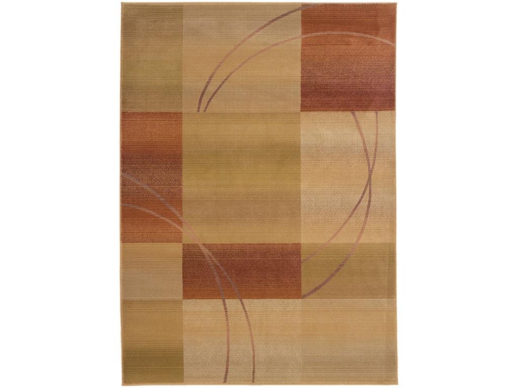 Oriental Weavers Generations4' X  5' 9