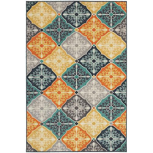 Oriental Weavers Hampton 9'10