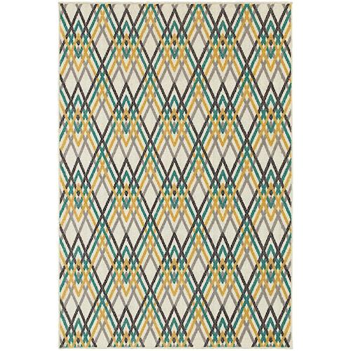 Oriental Weavers Hampton 1'10
