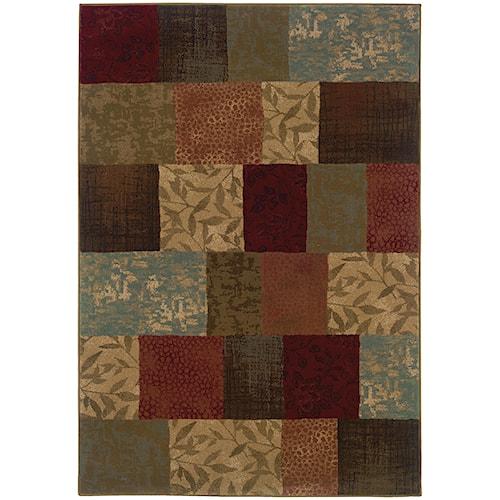 Oriental Weavers Hudson 1'10