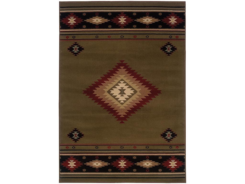 Oriental Weavers Hudson10' X 13' Rug