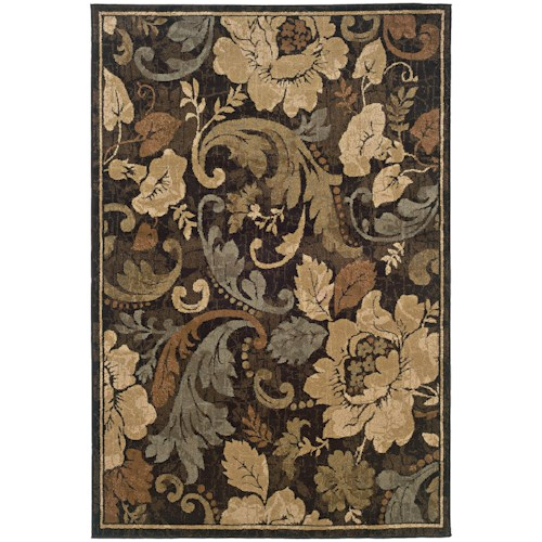 Oriental Weavers Huntington 1'10