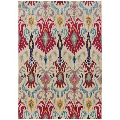 Oriental Weavers Kaleidoscope 9' 9