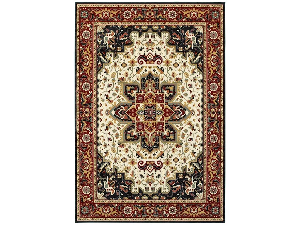 Oriental Weavers Kashan9'10