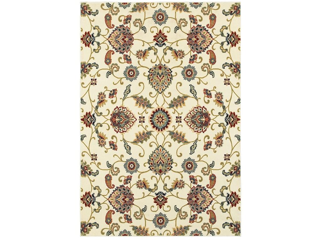 Oriental Weavers Kashan6' 7
