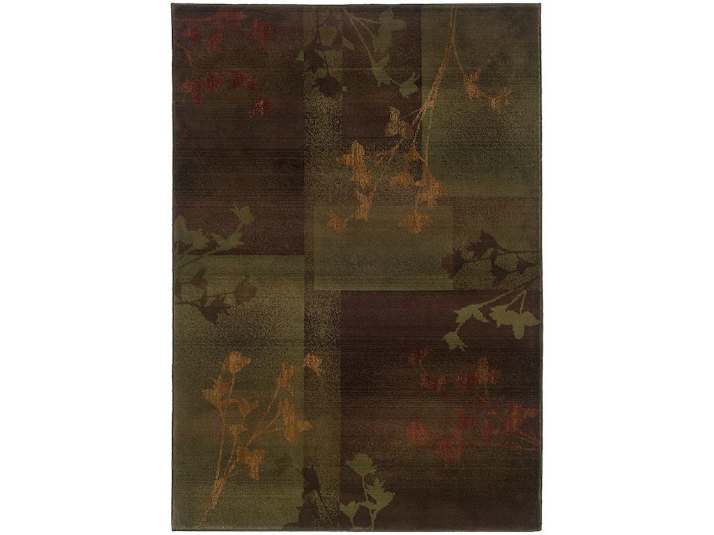 Oriental Weavers Kharma Ii2' X  3' Rug