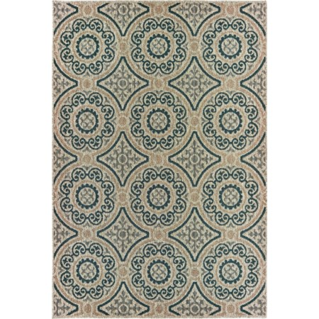 "7'10"" X 10' Rectangle Rug"