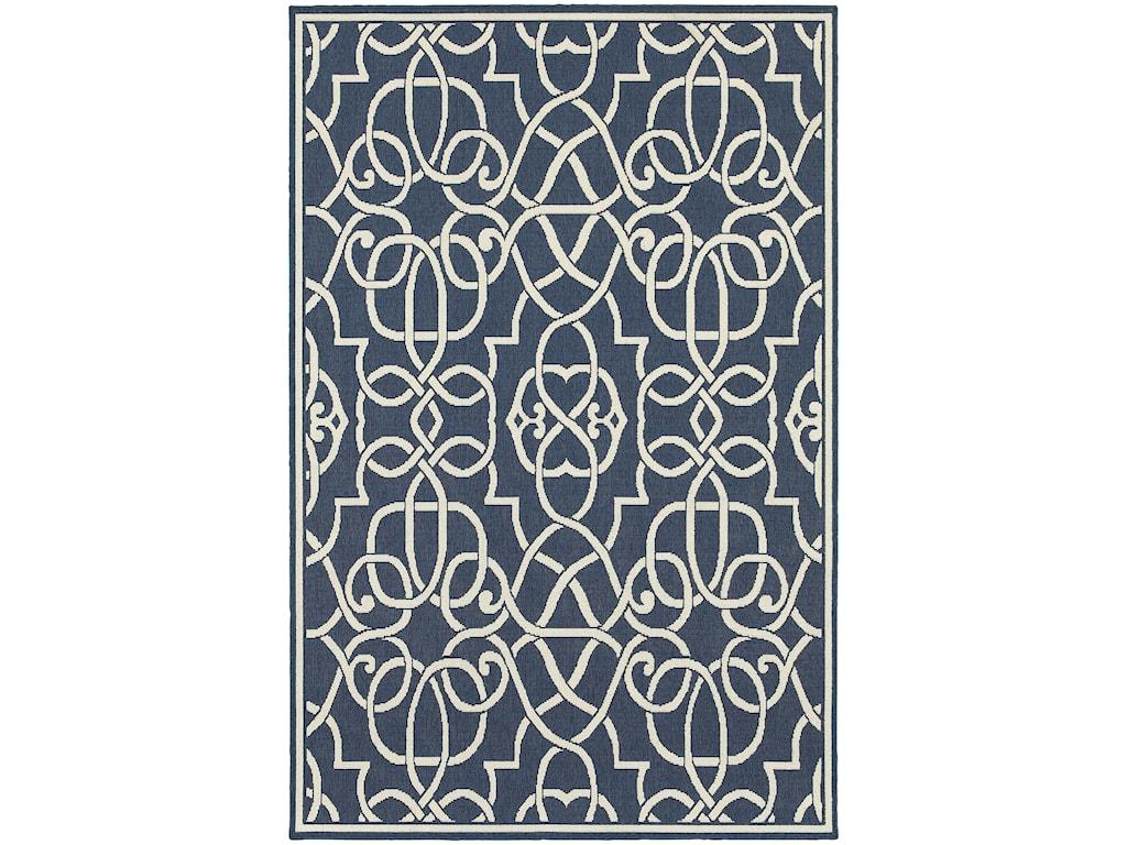 Oriental Weavers Meridian5' 3