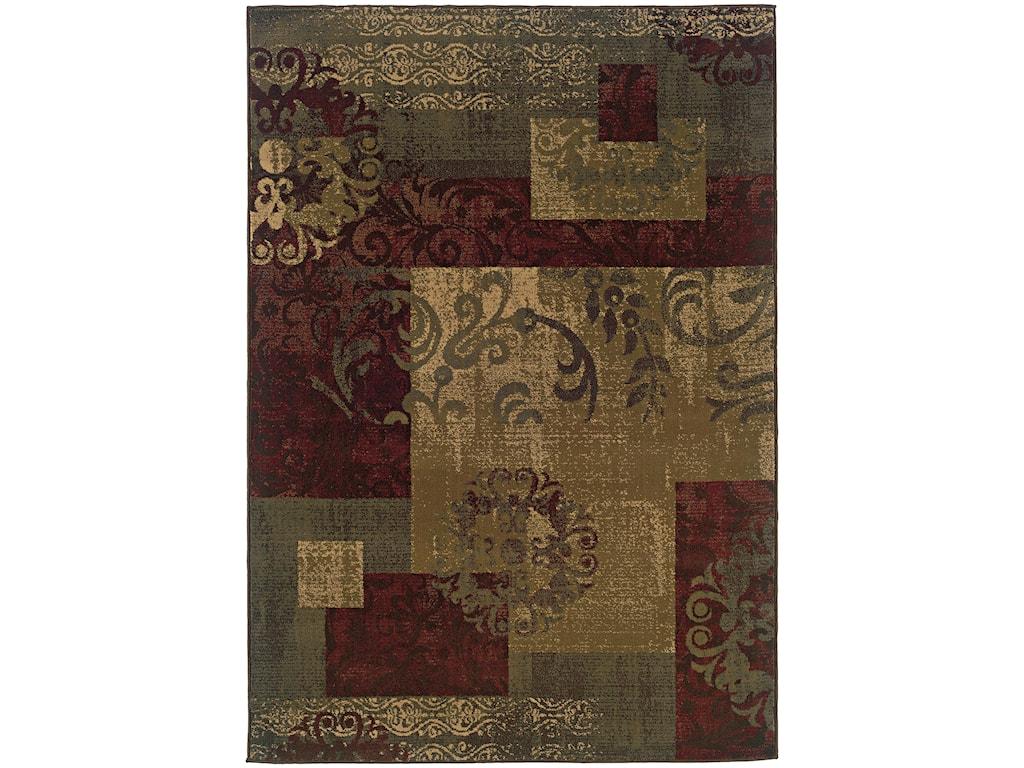 Oriental Weavers Tybee1'10