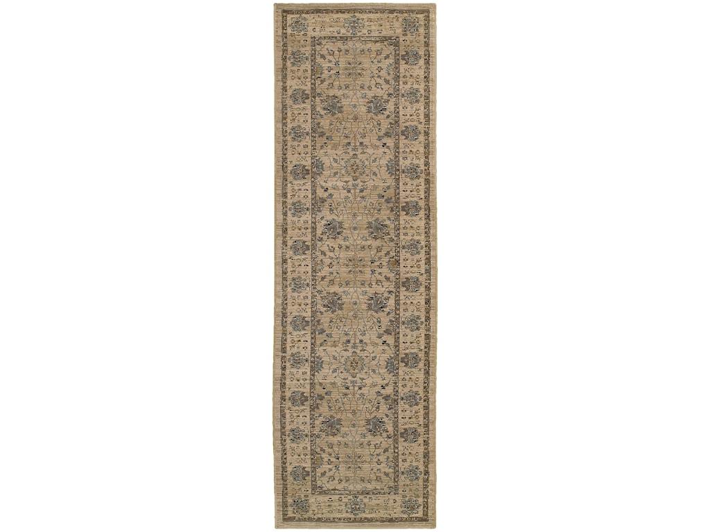 Oriental Weavers Vintage3'10