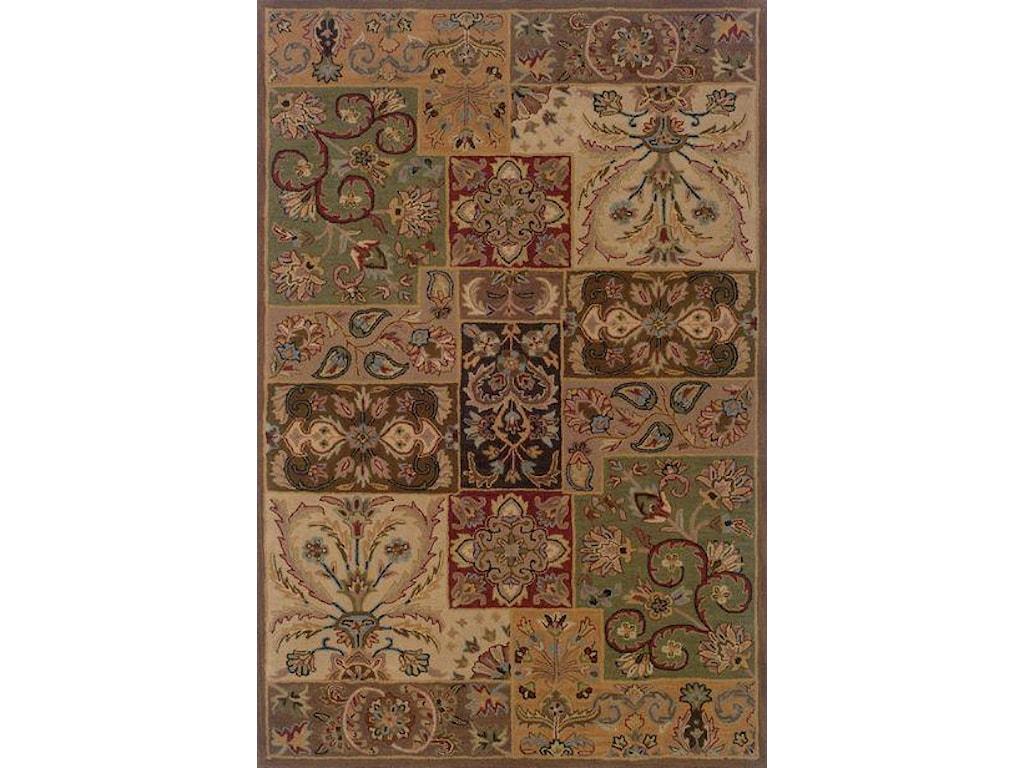 Oriental Weavers WINDSOR5X8 Rug